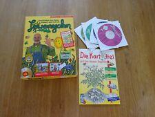 Löwenzahn CD Geschichten aus Natur Umwelt und Technik, Spielesammlung auflösen