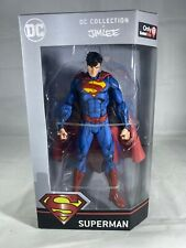 """DC Collection SUPERMAN 7"""" Action Figure by Jim Lee!"""