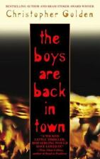 The Boys Are Back in Town-ExLibrary