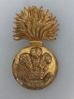 Britain/British Army Royal Welsh Fusiliers cap badge or Glengarry Badge in metal
