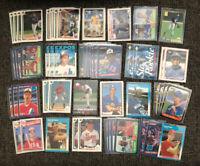 Lot (70) 1986-2012 Baseball Rookie Cards - Bagwell, Ichiro, Jeter, McGwire, etc.