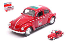 "Volkswagen VW Beetle ""I LOVE ITALY"" Cm 11 (1:34-1:38) Model 42343ITR WELLY"