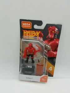 HELLBOY 2018 Series 4 Mega Construx Action Figure NEW SEALED HTF