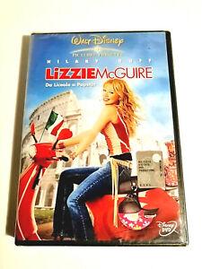 DVD Walt Disney Pictures LIZZIE MCGUIRE - HILARY DUFF DVD OLOGRAMMA DISNEY