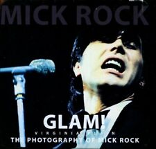 Glam! The Photography of Mick Rock: Book and Coloured Vinyl: Roxy Music, Virgi..