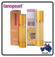 [ lanopearl ] PURAROSE gold stem C luxury serum + PENTA MAX Nanosome Gold Serum