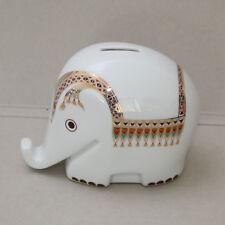 Höchst Elefant Spardose Orientalisch Colani 70er Jahre