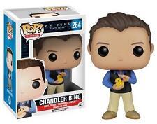"""New Pop TV: Friends - Chandler Bing 3.75"""" Funko Vinyl Collectible VAULTED"""