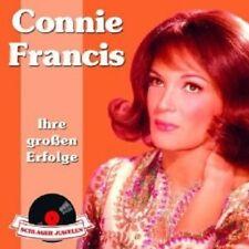 CONNIE FRANCIS - SCHLAGERJUWELEN-IHRE GROSSEN ERFOLGE (NEW VERSION)  CD NEW!