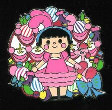DLR Holiday 2018 Small World Mystery French Girl Disney Pin 131556