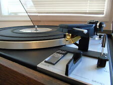 DUAL 601 BELT DRIVE TURNTABLE -- SERVICED -- NEW MOTOR -- EMPIRE 2000 E/III --
