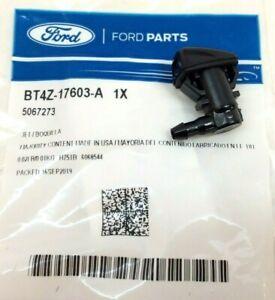 2011 - 2014 Ford Edge Windshield Washer Nozzle Spray Jet OEM BT4Z-17603-A