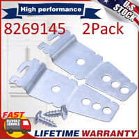 Dishwasher Mounting Brackets 8269145 For Whirlpool Kenmore KitchenAid WP8269145