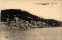 CPA De Rouen au Havre á bord du Félix Faure-DIEPPEDALLE-Forét (269737)