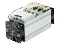 S9 ANTMINER 13.5 Th/s BITCOIN (BTC) CRYPTO MINER WITH POWER SUPPLY INCLUDED!!