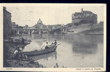 ROMA - PONTE E CASTEL S.ANGELO - V1926