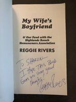 My Wife's Boyfriend SIGNED By Reggie Rivers Denver Broncos Autograph Colorado