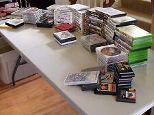 HUGE LOT OF 160+ VIDEO GAMES (NINTENDO WII/XBOX/PLAYSTATION/PS2/SEGA/PC) +++