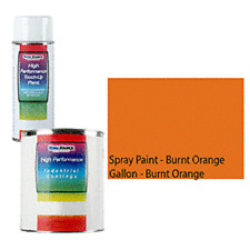 NISSAN FORKLIFT GALLON PAINT - BURNT ORANGE OEM COLOR MATCH PARTS 9359