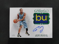 2018/19 NBA PANINI FLAWLESS PATCH AUTOGRAPHS AVERY BRADLEY 1/5