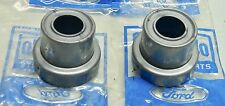 MK1 CAPRI RS GT GENUINE FORD NOS WIPER PIVOT SHAFT TO COWL SEAL / CAP - PAIR