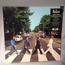 LP THE BEATLES Abbey Road (180g Vinyl, STEREO, 2012) NEW MINT SEALED