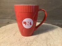 NEBRASKA CORNHUSKERS SWEATER COFFEE MUG CUP SPORTS KITCHEN NEW 10 OZ. LARGE