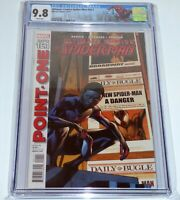 Ultimate Comic Spider-Man #16.1 CGC Universal Grade 9.8 Miles Morales Comic Book