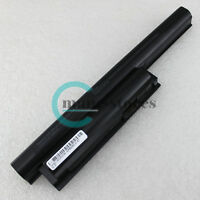 New 6 Cell Battery for Sony VAIO VGP-BPS26 VGP-BPS26A VGP-BPL26 VPC-EH VPC-CA