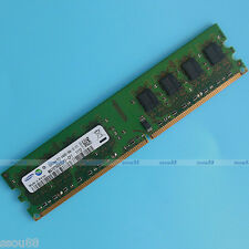 Samsung 2GB PC2-6400 DDR2-800 DDR2 800Mhz 240pin Desktop Memory Low Density RAM