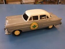 Vintage Studebaker Plastic Model With Working Spin Torque Motor