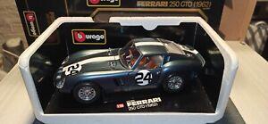BURAGO FERRARI 250 GTO 1962  1/18