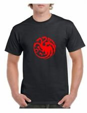 Basic Tee Game of Thrones Regular Size T-Shirts for Men