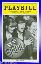 Playbill + Bye Bye Birdie + John Stamos, Jayne Houdyshell, Gina Gershon, Bill