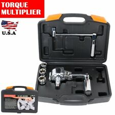 Car Torque Multiplier Wrench Lug Nut Lugnuts Remover Labor Saving spanner