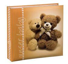 HAMA Album porta foto Michi, 200 foto 10x15, colore Arancio