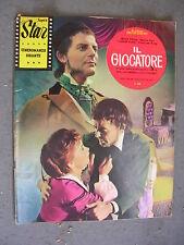 Super STAR #  87 - 1 DKICEMBRE 1961 - IL GIOCATORE - GERARD PHILIPE-LOLLOBRIGIDA