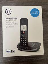 BT Advanced Phone 090638 With 100% Callblocking & Answering Machine