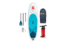 """Sup, Stand Up Paddleboard, Inflatable, Red Paddle Co, 2018 Ride 10'8"""" Package"""