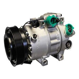 For Hyundai Sonata Kia Optima 2.4 L4 A/C Compressor and Clutch Denso