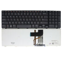For Dell 17R N7110 XPS 17 L701X L702X 5720 7720 3750 Backlit Keyboard 02WCP0