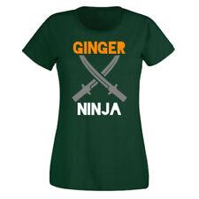 Maglie e camicie da donna verdi cotone , Taglia XS
