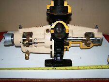 Old AURORA PUMP CO Salesman Sample Cutaway Model Hit Miss Gas Engine Water Pump