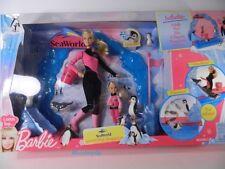 NEW Barbie I Can Be Sea World Antarctica Penguin Fun Playset 2 Dolls 2013 BCN21