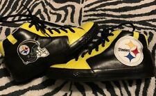 Converse Wiz Khalifa All-Star Black And Yellow Pittsburgh Steelers Customs