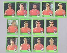 #D410.  1982   ILLAWARRA  STEELERS SCANLENS RUGBY LEAGUE CARDS