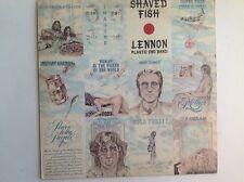 JOHN LENNON Shaved Fish LP Beatles Apple SW 3421