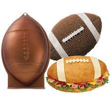 Wilton First N Ten Football Cake Pan  2105-6504  NEW 3D