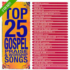 Top 25 Gospel Praise & Worship Songs by Various Artists, Maranatha! Gospel