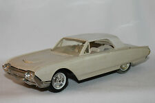 1961 Ford Thunderbird Promo, Moroccan Ivory, White Top,  Original